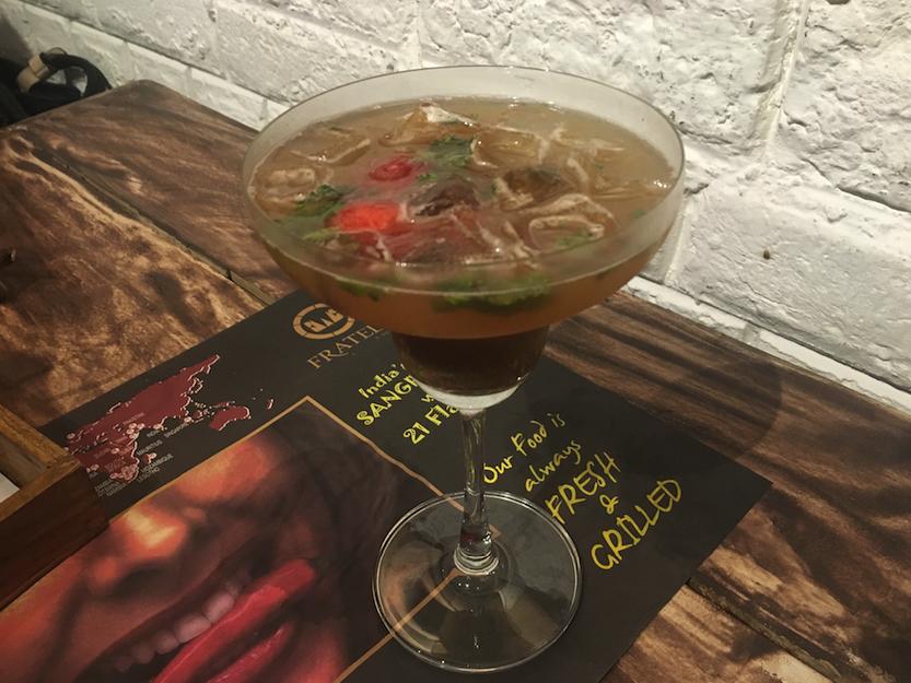 Khatti Meethi Margarita Mocktail