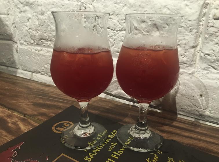 Portuguese in Love Mocktail