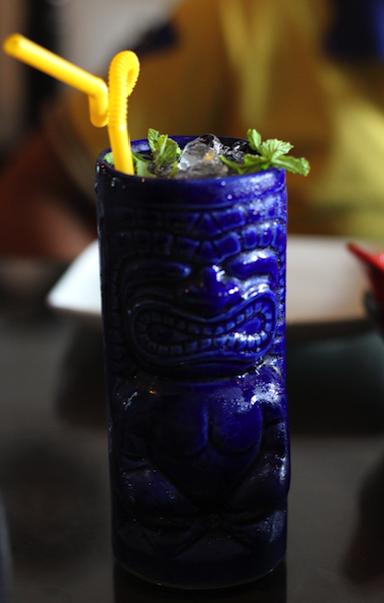 Bhoot Cocktail at The Addams House Gurgaon