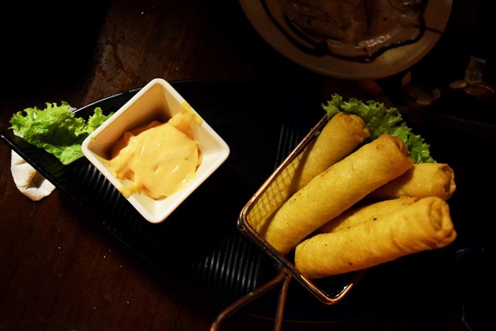 Cheese Cigar Rolls