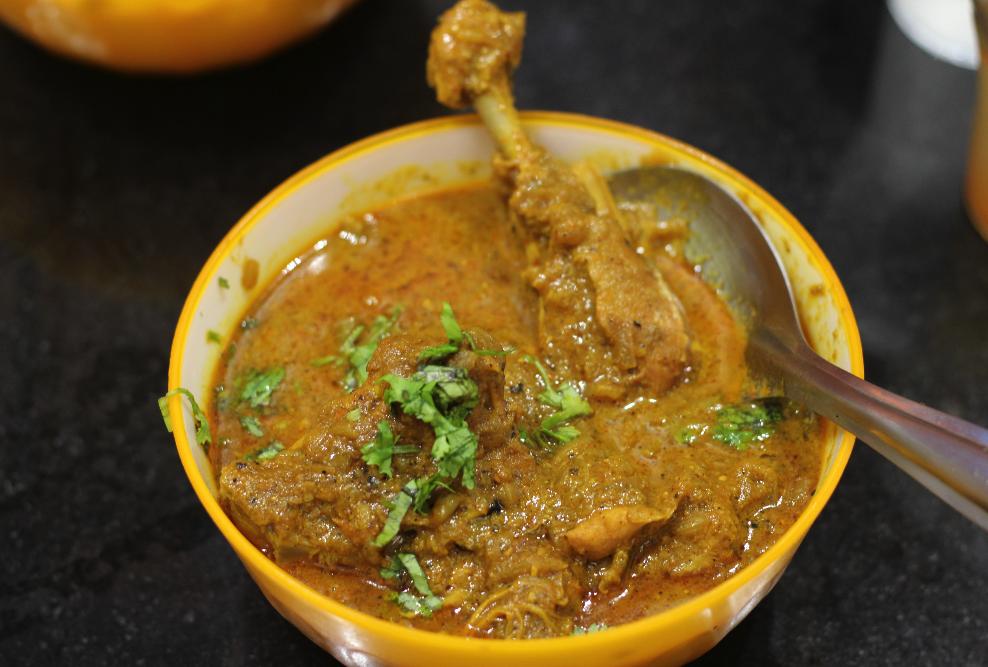 Chicken Kausa