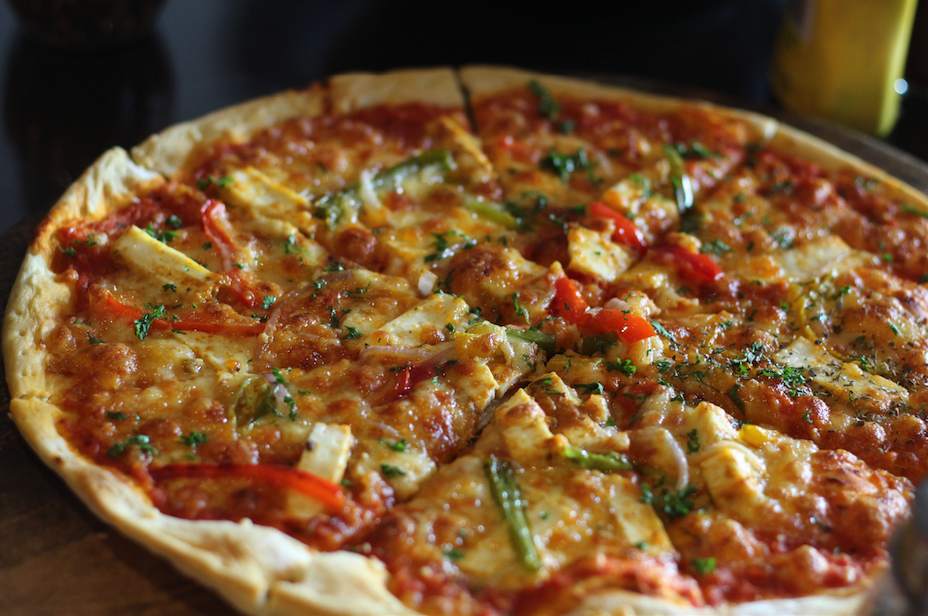 Grandma's Hottie Pizza