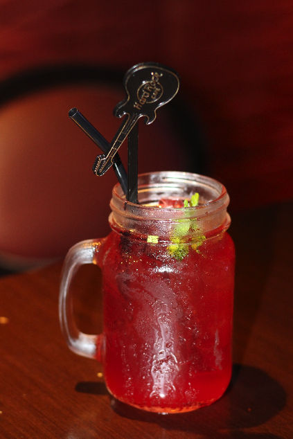 Paradise Punch Cocktail