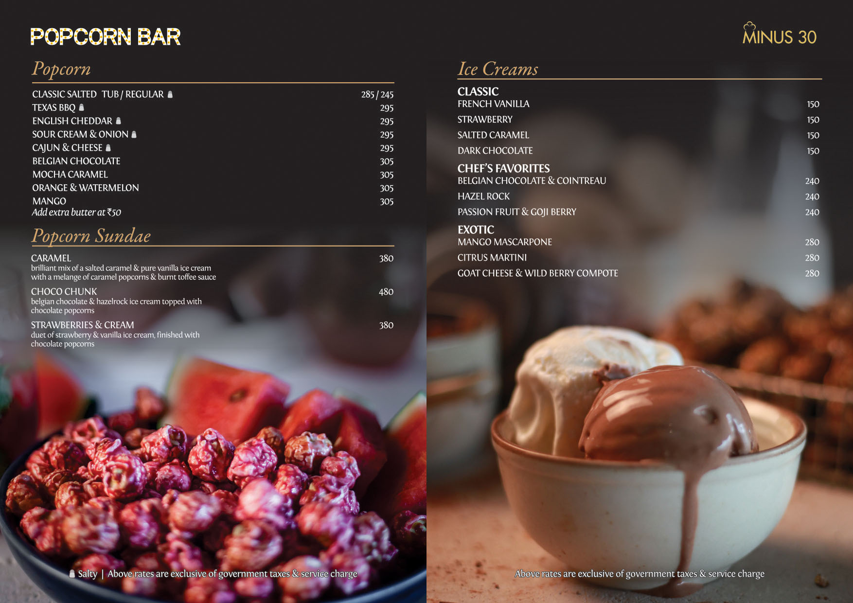 pocorn-bar-menu
