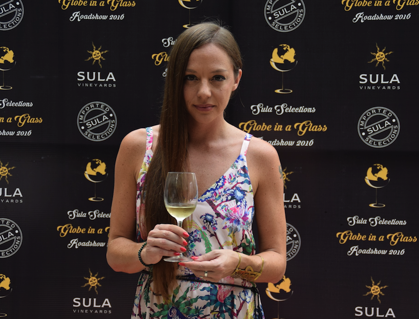 cecilia-oldne-vp-marketing-and-global-brand-ambassador-of-sula-vineyards-at-globe-in-a-glass-roadshow-2016